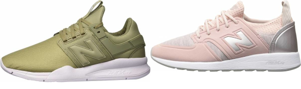 buy new balance knit sneakers for men and women