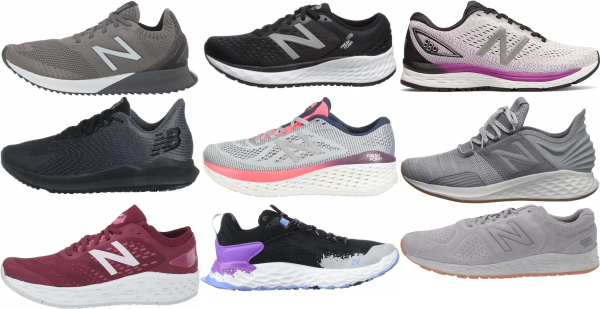 buy new balance long distance running shoes for men and women