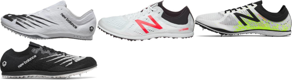 buy new balance long distance track & field shoes for men and women