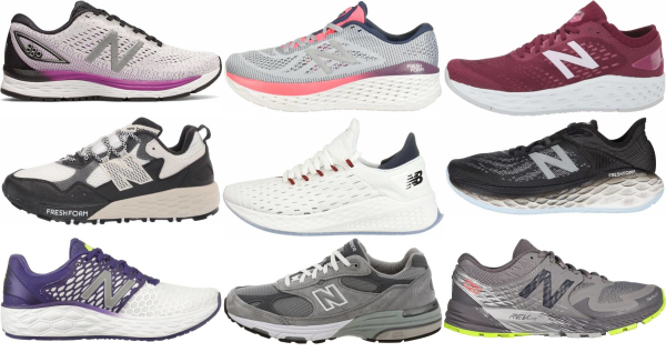 buy new balance low drop running shoes for men and women