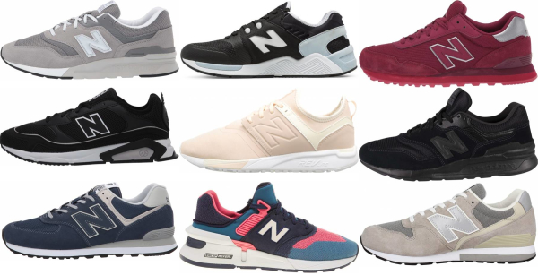 buy new balance mesh sneakers for men and women