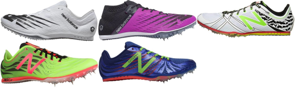 buy new balance mid distance track & field shoes for men and women