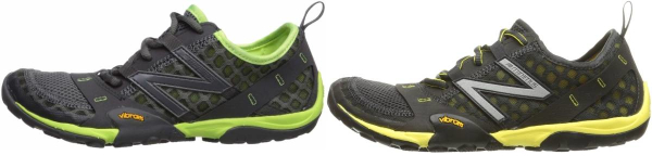 buy new balance minimus running shoes for men and women