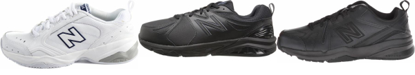 buy new balance narrow training shoes for men and women