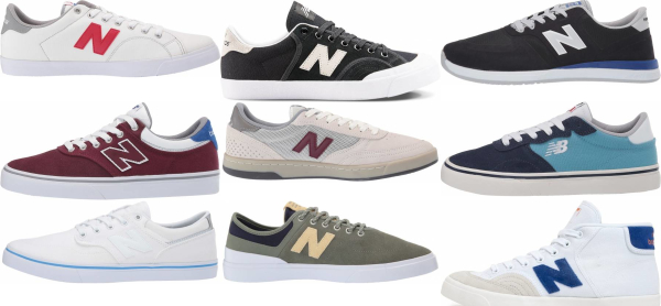 buy new balance numeric skate shoes sneakers for men and women