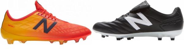 buy new balance ortholite foam soccer cleats for men and women