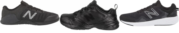 buy new balance orthotic friendly training shoes for men and women