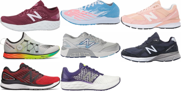 buy new balance overpronation running shoes for men and women