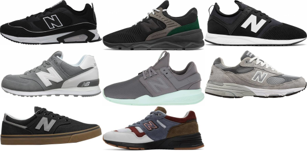 buy new balance reflective sneakers for men and women