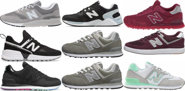 buy new balance retro sneakers for men and women