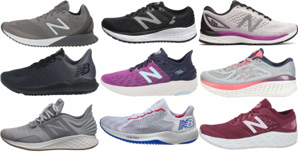 buy new balance road running shoes for men and women