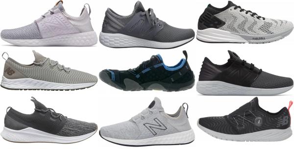 buy new balance slip-on running shoes for men and women