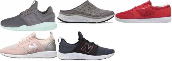 buy new balance slip-on sneakers for men and women