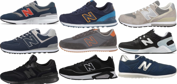 buy new balance sneakers for men and women