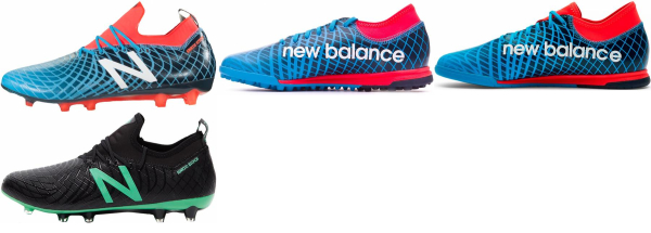 buy new balance tekela soccer cleats for men and women