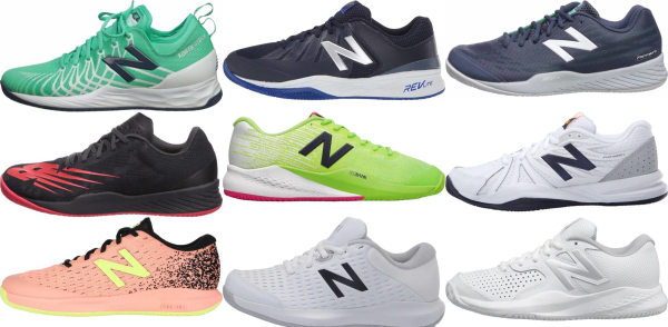buy new balance tennis shoes for men and women