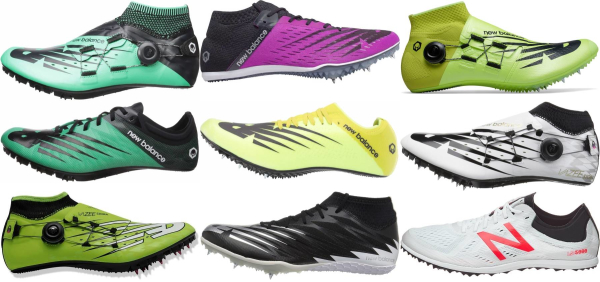 buy new balance track & field shoes for men and women