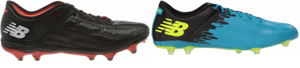 buy new balance visaro soccer cleats for men and women