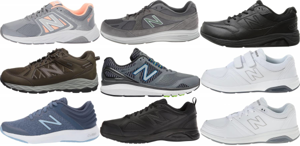 buy new balance walking shoes for men and women
