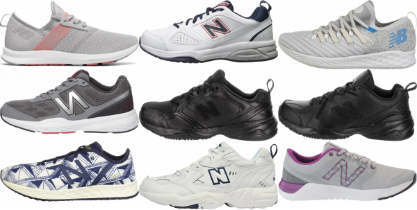 buy new balance workout shoes for men and women