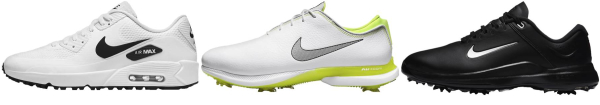 buy new nike golf shoes for men and women