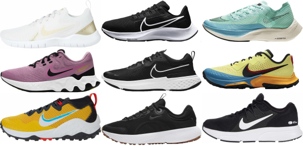 buy new nike running shoes for men and women