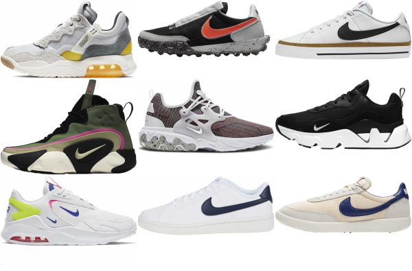 buy new nike sneakers for men and women