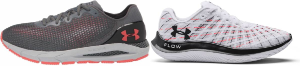 buy new under armour running shoes for men and women