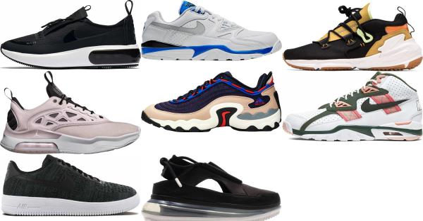 buy nike air cushion sneakers for men and women