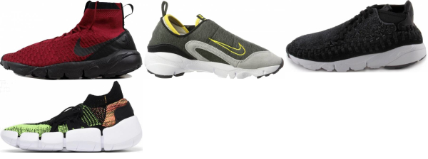 buy nike air footscape sneakers for men and women
