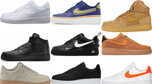 buy nike air force 1 07 sneakers for men and women