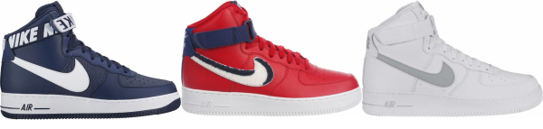 buy nike air force 1 high 07 sneakers for men and women