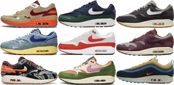 buy nike air max 1 sneakers for men and women