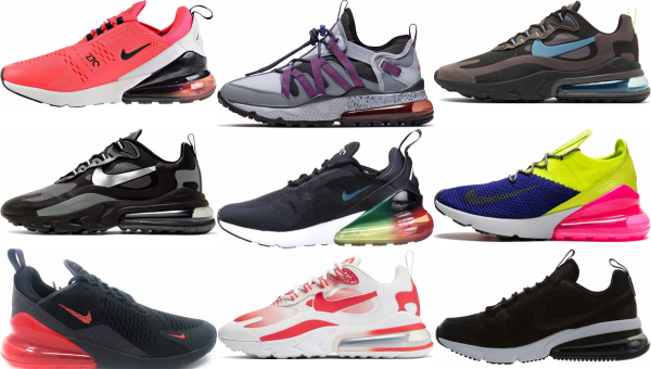 buy nike air max 270 sneakers for men and women