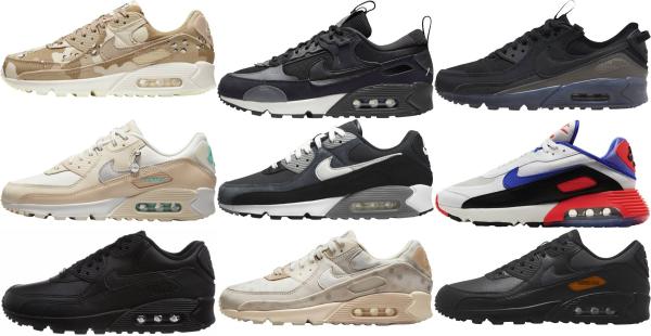buy nike air max 90 sneakers for men and women