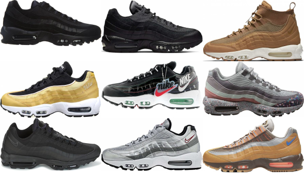 buy nike air max 95 sneakers for men and women