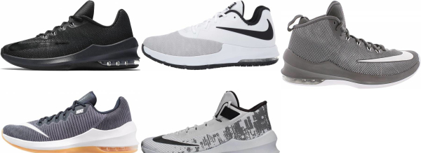 buy nike air max infuriate basketball shoes for men and women