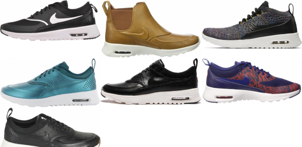 buy nike air max thea sneakers for men and women