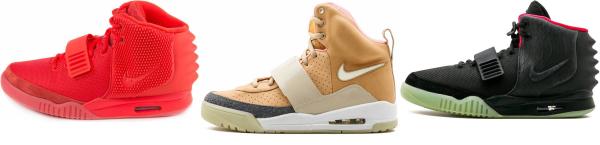 buy nike air yeezy sneakers for men and women
