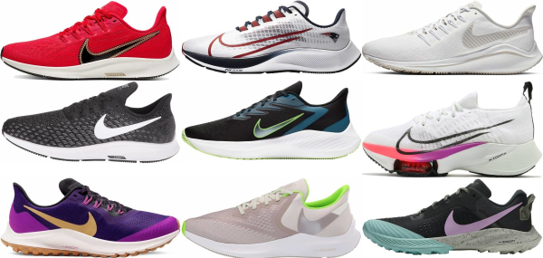 buy nike air zoom running shoes for men and women