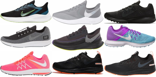 buy nike air zoom winflo running shoes for men and women