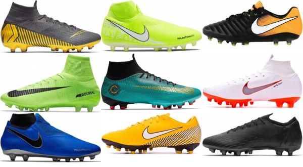 Nike Artificial Grass Soccer Cleats (9