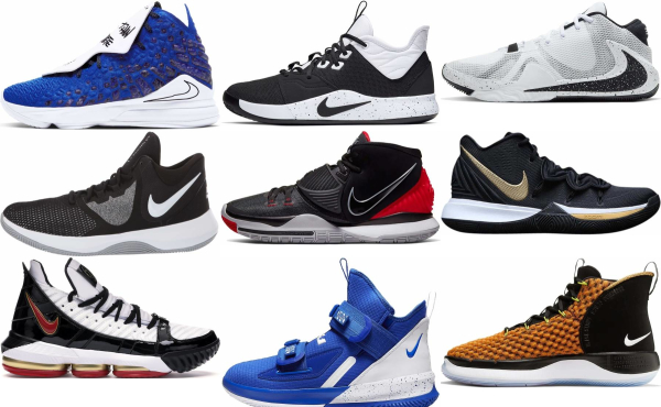 medio litro portátil Reino  Save 47% on Nike Basketball Shoes (155 Models in Stock) | RunRepeat