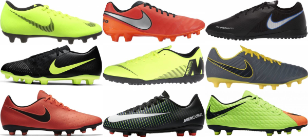 buy nike cheap soccer cleats for men and women