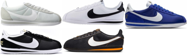 buy nike cortez basic sneakers for men and women