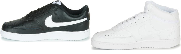buy nike court vision sneakers for men and women