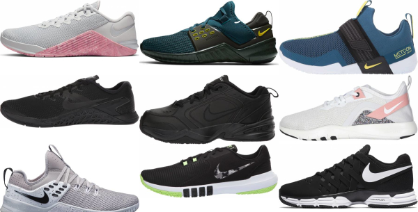 buy nike cross-training shoes for men and women
