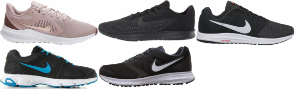 buy nike downshifter running shoes for men and women