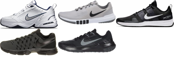 Nike X-wide Training Shoes (6 Models in