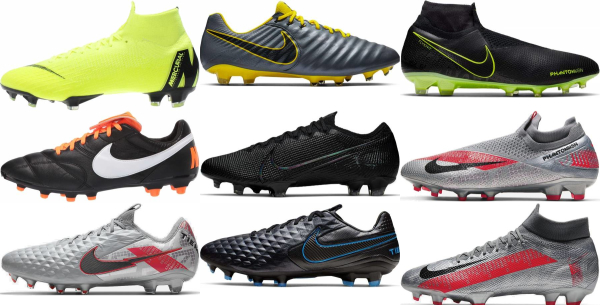 buy nike firm ground soccer cleats for men and women